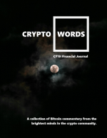 2019 Bitcoin Financial Journal Cover