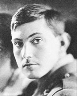 George Mallory, famous explorer.